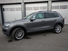 """TOP Volkswagen Touareg TDI Bj 2012 Facelift Leder Navi AHK 20"""" Alu Felgen"""