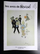 Copie Revue des Amis de Hergé N° 4 Tintin ADH TBE