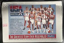 1992 SKYBOX USA BASKETBALL BOX GREATEST TEAM EVER ASSEMBLED MAGIC JOHNSON AUTO?