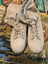 Boots, Flight And Combat Crewman Use, Wellco, New without box,size 9.0W /7.5W