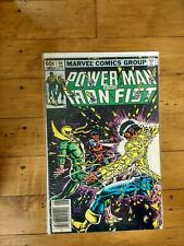 Marvel Power Man And Iron Fist #94 Marvel Comics Group 1983
