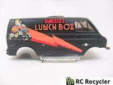 Tamiya Vintage Vanessa's Lunch Box Black  Body 58063 Scale Dodge Van Body
