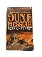 Dune Messiah by Frank Herbert 1975 Paperback RARE MISPRINT Berkley Medallion