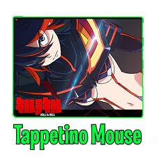 Kill la Kill Revocs Matoi Ryuko Kiryūin Satsu Tappetino Mouse Pad Pc Anime Manga