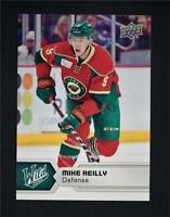 2017-18 17-18 UD Upper Deck AHL Hockey Base #55 Mike Reilly