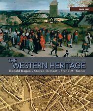 The Western Heritage: Since 1300 (10th Edition), Turner, Frank M., Ozment, Steve