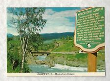 Traveltime Grande, Moricetown Canyon Bulkley River Smithers B C, Dorse McTaggart