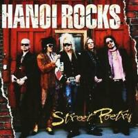 Hanoi Rocks : Street Poetry CD (2018) ***NEW*** FREE Shipping, Save £s