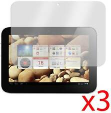 "Hellfire Trading 3x Lenovo IdeaTab A2109 9"" LCD Screen Protector Cover & Cloth"