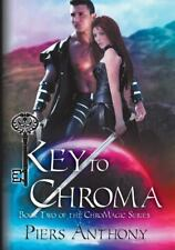 Key to Chroma by Piers Anthony (2014, Paperback)