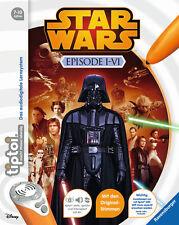 Tiptoi Star Wars Episode I - VI Ab 7 Jahren  Ravensburger interaktiv  +  BONUS