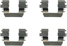 Disc Brake Hardware Kit Front/Rear Pronto HW5608