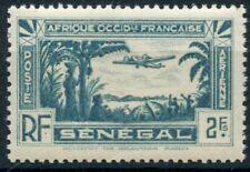Timbres poste aérienne avec 5 timbres