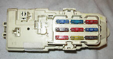 ?-1995-? Toyota Pickup Hilux 4Runner Main Fuse Panel Relay Integration Box