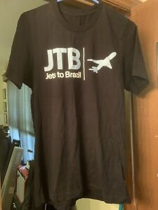 Jets To Brazil Shirt - Vintage - (Jawbreaker, Texas Is The Reason) - M
