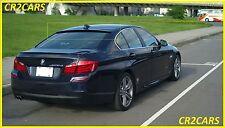 BMW SERIE F10 5 posteriore/tetto Spoiler-Finestra (2010-2015)