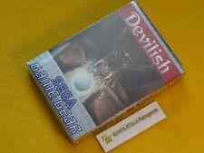 DEVILISH Sega Game Gear NEW FACTORY SEALED TOP VERY RARE NEU NEUF NUEVO NUOVO