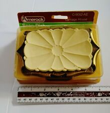 2 Vintage  Amerock Carriage House Soap Dishes New in Package