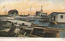 Hampton Roads Yacht Club in Norfolk VA OLD
