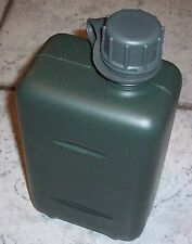 ** special WATER BOTTLE CANTEEN - SOUTH AFRICAN STYLE -  AUSSIE MADE 2LT **