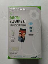 NEW DigiPower DP-VLR3 Live Streaming Light Kit LED Go Viral Vlogging DPVLR3