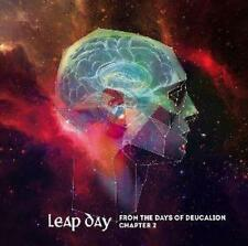 LEAP DAY -  The Days Of Deucalion, Chapter 2 DIGI CD  TOP POLISH PROG