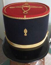 More details for french infantry aspirant (sous lieutenant) kepi (58cm)