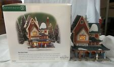 Dept 56 Dickens Village The China Trader In Box 56.58447 Christmas
