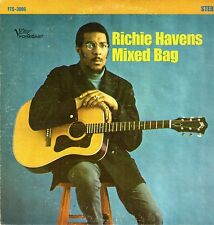 Richie Havens  Vinyl LP  Verve Forecast,1968, FTS-3006, Mixed Bag ~ VG