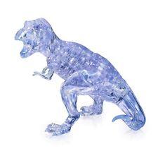 Crystal Puzzle - 3D T-Rex Dinosaur Jigsaw Brainteaser Build Your Own Puzzle