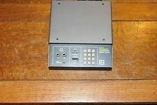 Kodak Ektagraphic programmable dissolve control for two Kodak slide projectors