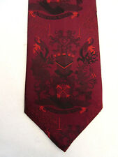 STEADFAST IN DEFENCE 3.75 INCH POLYESTER NECK TIE