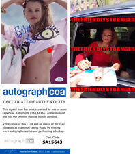 BEHATI PRINSLOO signed Autographed 8X10 PHOTO c Proof SEXY FLASH Model ACOA COA