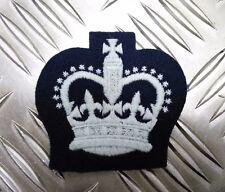 Genuine British RAF / ATC No2 Dress WO2 Warrant Officers Badge L - NEW
