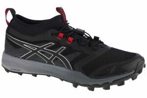 ASICS MEN'S FUJITRABUCO PRO black men running shoes/ trainers uk 9.5