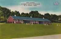 Postcard Motel Donegal Donegal PA