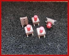 Mikrotaster SMD Taster 6x6x7mm Mikroschalter Drucktaster 4Pin Schalter 5 Stück