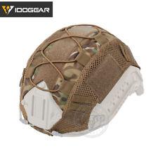 IDOGEAR Tactical FAST Helmet COVER Combat Gear Airsoft Multicam Camo Military