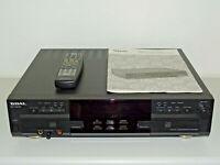 DUAL CDS 7100 RW CD-Recorder mit Doppel-Laufwerk mit FB+BDA, 2J. Garantie