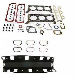 Chrysler Head Gasket Set 01-04 Town Country Voyager 3.3L V6-With Intake Gaskets