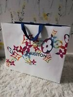 LV 34/40/16cm LV Medium wide Louis vuitton limited Gift Bag shopper