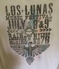 Aeropostale Designed In nyc Ladies T-Shirt Los.Lunas Music Festival July 1978