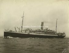 """PHOTOGRAPH OF R.M.S.P. ARAGON """" by BEKEN of COWES"""