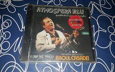 "Atmosfera Blu quattordici grandi tanghi Raoul Casadei L""ora tango cd new sealed"