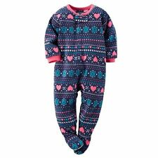 b6c0827ce1f9 Carter s One-Piece Sleepwear (Newborn - 5T) for Girls