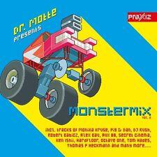 DR.MOTTE MONSTER MIX VOL.2 - MONIKA KRUSE/PIG&DAN/TOM HADES/+  4 VINYL LP NEU