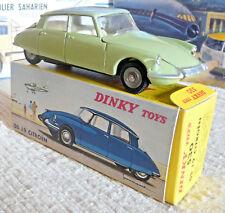 Superbe Vraie Dinky toys France Citroen DS19 530 état rare + boite origine