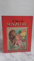 El Ensueño De Minouche - 1951 - Ilustraciones de J. A. Dupuich