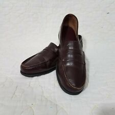 Eastland Classic II Penny Loafers Womens 10 M 3924 Brown Leather