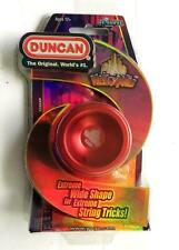 Duncan METROPOLIS YOYO Aluminum  - RED - NEW!